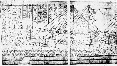 hatshepsut s expedition to punt essay example This trading expedition to punt was roughly during the ninth year of hatshepsut's reign it set out in her name with five ships, each measuring 70 feet (21 m) long, bearing several sails [ dubious – discuss ] and accommodating 210 men that included sailors and 30 rowers.