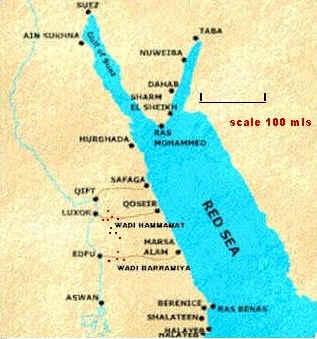 Ancient Ships Egypts Ship Petroglyphs In The Eastern Desert - Map of egypt eastern desert
