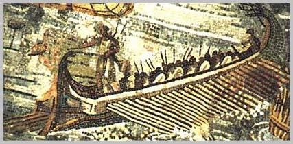 Armada Romana, el imperio en los mares.