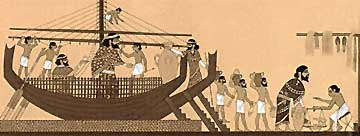 Seafaring in Ancient Israel, the Navy of King Solomon