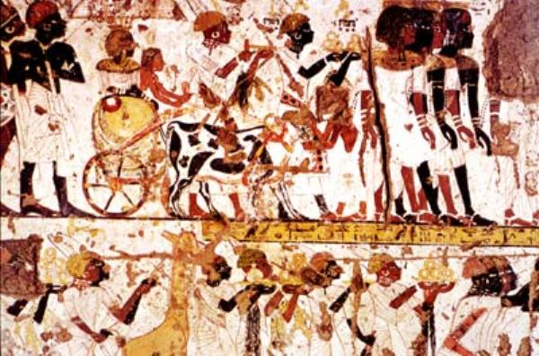 kingdoms egypt and nubia Nubia covered most of sudan and parts of southern egypt the antiquity of the nubian civilization is as old as the egyptian kingdom of kush the kingdom of.